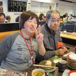 秋の寿司旅行1