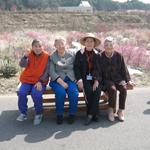 ひなまつり・梅林公園見学1