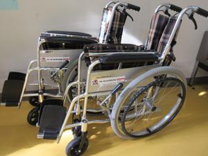 自走用車椅子